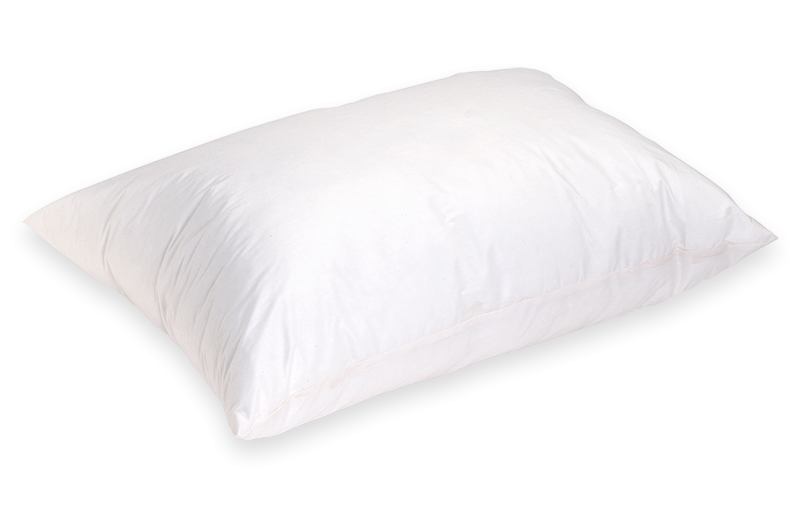 205-206 Feather Pillow with Padding Fill