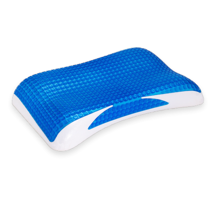 255 Anatomical Pillow Memory Cool Gel  Frost Multi-Sided 68x40x9-11cm