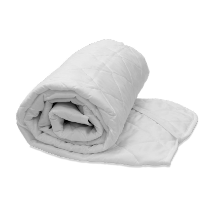 190 Topper Polycotton with 4 rubbers